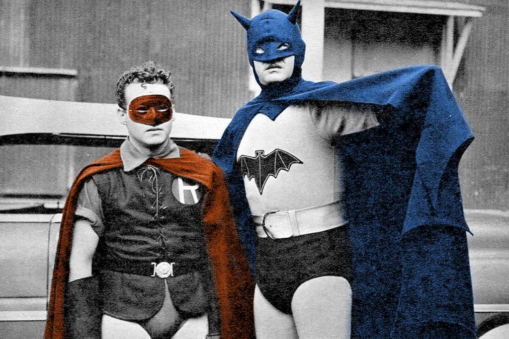 Conférence sur l'histoire des super-héros au cinéma